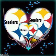Steelers Love