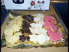 Receta de Galletas de Mantequilla Monsieur Cuisine Lidl Silvercrest - YouTube Cupcakes, Bellini, Food And Drink, Birthday Cake, Eat, Cooking, Desserts, Youtube, Lemon Sorbet