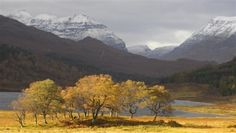 scotland, mountains, futur destin, torridon mountain