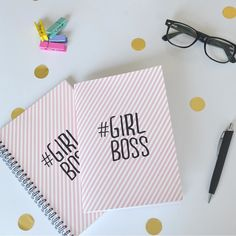 Are you a Girl Boss? DM for details! #Eattravelsplurge #girlboss #stationery #book #dailyfeature #instadaily #stationerylove #notebook #stationeryaddict #work #office #boss #hardwork #entrepreneur #photography #photo #india by eattravelsplurge