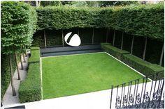 chelsea residential garden