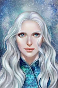 Viviane by morgana0anagrom
