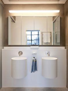 Shoreditch Loft - Master Bathroom