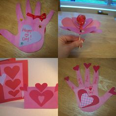 Homemade Valentine Cards - Fun Project for Kids