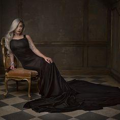 Famed photographer Mark Seliger captured striking celebrity portraits taken at Vanity Fair's 2015 Oscar Party