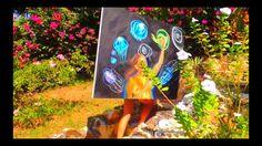 "Meredith Rose performs oil paintings in tropical Latin America. ""Solo exhibitions"" are redefined in her ongoing series of art videos.  See more paintings at http://MRoseStudio.com      Meredith Rose realiza óleos en América Latina tropical.  ""Exposiciones de solo"" son redefinidas en su serie en curso de vídeos de arte.  Vea mas pinturas a http://MRoseStudio.com."