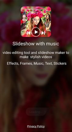 Video Slideshow With Music And Photos, Video Maker Photo Slideshow With Music, Slideshow Music, Image Slideshow, Photo And Video Editor, Photo Editor, Make Video From Photos, Show Maker, Video Maker With Music, Made Video