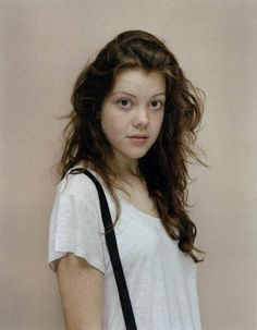 Georgie Henley, holy crap! She is from Narnia!!!