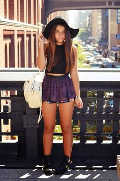 NYC Outfits #5 - Daydreamer