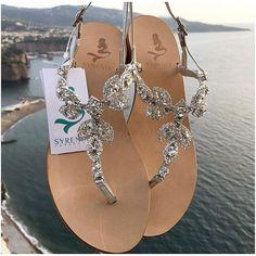 Swarovski Crystal Sandals