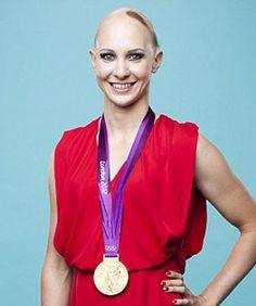 Joanna Row Olympic Cyclist Alopecia 2017