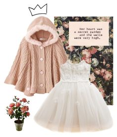 """twingle"" by margegrimm ❤ liked on Polyvore featuring House of Hackney, Voi Jeans, Pink, princess, BabyGirl and girl"