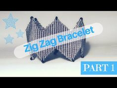 DIY Micromacrame Bracelet Part I | Βραχιόλι Μακραμέ με ZigZag Μέρος Ι Jewelry | IMAGINE HEARTS - YouTube