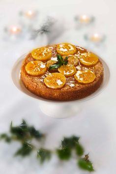 Clementine cake