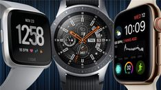 Best smartwatch guide: Our November 2018 top picks revealed Stylish Watches, Watches For Men, Gps Watches, Cool Watches, Apple Watch, Types Of Technology, Smartphone, Android Wear, Best Phone