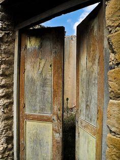 Doors to heaven, Zacatecas, Mexico