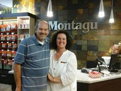 Meet our franchisee team of the week...Paul and Lisa Taylor! Husband and wife team, Paul and Lisa own five Montagu franchise stores on the Garden Route: Market Square in Plettenberg Bay, Langeberg Mall and Mossel Bay Mall in Mossel Bay, and St Georges Square and Garden Route Mall in George. They also look after the Knysna Mall store on our behalf.  Their strong relationship with the Montagu-franchisor team is the cherry on top of a thriving business. Franchise Store, Lisa Taylor, Mall Stores, Knysna, Strong Relationship, Saint George, Cherry, Husband, Meet
