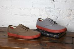 Vans Canvas Madero CA. stylish.