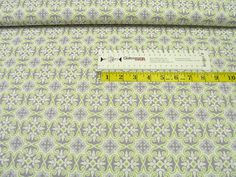 Gutermann Ring a Roses  Notting Hill  Stars green by FabricStoreD