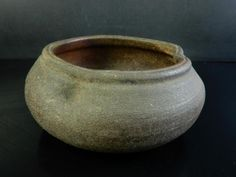 (Measuring object /. We have collected the all kind of Japanese antiques. Condition : There are some cracks on the edge.  Sometime one month. Worst two months. But it is very late. ). Color / Brown. | eBay!