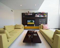 Would you like an entertainment room or a home cinema?/ Zona media sau zona home cinema? Exista diferente?