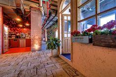 Inside The New Google Tel Aviv Office - Office Snapshots