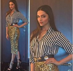 Best Off Screen Fashion Looks of Deepika Padukone, Indian Fashion Blog, Bollywood Blog