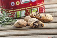 Não sabemos porquê mas no Natal apetece-nos sempre fazer bolachas ;) http://www.teleculinaria.pt/receitas/bolachas-pepitas-chocolate/