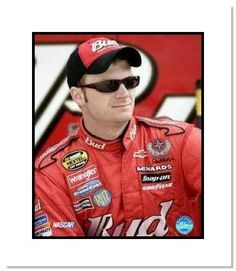 Dale Earnhardt Jr NASCAR Auto Racing Double Matted by NASCAR. $25.80