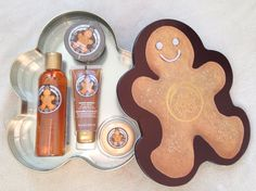 I Am Fabulicious: The Body Shop Ginger Sparkle    http://iamfabulicious.blogspot.co.uk/2012/12/the-body-shop-ginger-sparkle.html