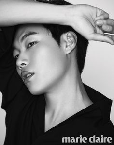 """Marie Claire"" Photoshoot Reveals More Photos of Ryu Joon Yeol and Hwang Jung Eum 