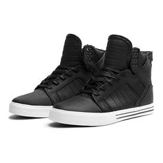 Supra Black Bear Skytop 413 Edition ❤ liked on Polyvore featuring shoes, sneakers, supra, tenis, supra shoes, supra footwear and supra sneakers