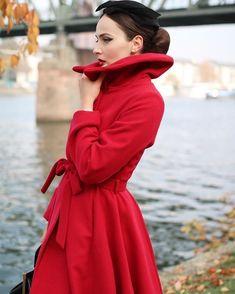 ida van munster pin up at DuckDuckGo Fashion Mode, Pink Fashion, Couture Fashion, Retro Fashion, Vintage Fashion, Mode Vintage, Vintage Girls, Vintage Outfits, Vintage Wear