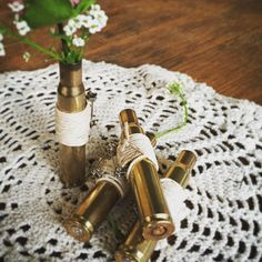 A personal favourite from my Etsy shop https://www.etsy.com/au/listing/285746247/bullet-boutonnieres-country-wedding