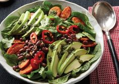 Warm Carrot and Adzuki Bean Salad | Vegetarian Times