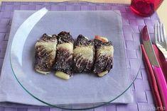 » Involtini di radicchio - Ricetta Involtini di radicchio di Misya Rolls, Buns, Bread Rolls