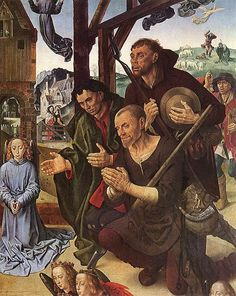 Hugo van der Goes - The Adoration of the Shepherds (detail) - WGA9701 - Category:Portinari Triptych - Wikimedia Commons