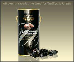 Black Truffle Bonbons 2⅔oz
