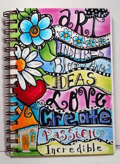 art journal #journalnerd