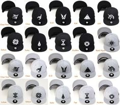 Price: RM 35  Product Name: EXO羊毛保暖平檐帽嘻哈帽棒球帽 EXO wool flat-brimmed hat baseball cap  Code: CLB/EXO/002  Color: Black (Lay /Tao/ChanYeol/Kai/Xiumin/Suho/D.O/Chen) Grey (Lay /Tao/ChanYeol/Kai/Xiumin/Suho/D.O/Chen/ Baekhyun/ Luhan)  • Size: Adjustable • Cap Head Style: Dome • Style: baseball cap • Size: Adjustable • Cap Head Style: Dome • brim style: wide-brimmed • brim shape: flat brim • Material: Black - 50% wool, 50% cotton / gray - 100% cotton • Style Details: Embroidery  PRODUCT…