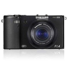 Samsung EX2F Digital Point and Shoot Camera $249