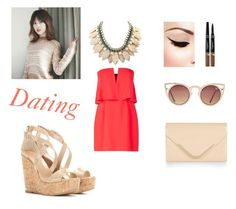 """""""What to wear on a date?"""" by yunachoi ❤ liked on Polyvore"""