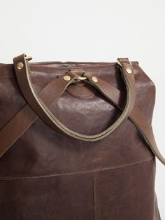 SOFT BACKPACK BROWN