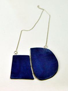 """mylistofthangs: """" Hana Karim, ceramic jewelry. """""""