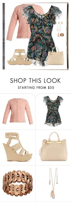 """""""1611"""" by trufflelover ❤ liked on Polyvore featuring Prada, Alice McCall, 2b bebe, Sophie Hulme and Orla Kiely"""