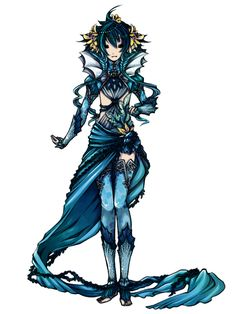 Vaporeon - This is something I would love to cosplay. All of these designs are absolutely amazing!