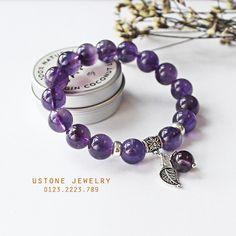 Cùng Ustone Jewelry điểm qua một vài mẫu vòng tay đá thạch anh đẹp đang được giới trẻ yêu thích nhất hiện nay để lựa chọn cho mình mẫu sản phẩm ưng ý nhất.