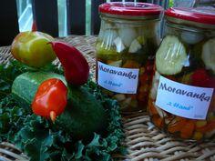 MORAVANKA Hani, Food N, 20 Min, Preserves, Smoothie, Stuffed Peppers, Homemade, Canning, Meat