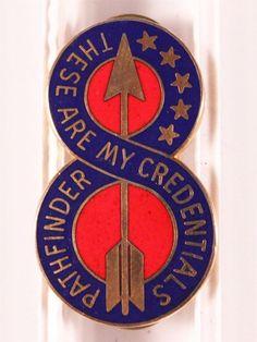 Army DI Pin:  8th Infantry Division NCBU, large - cb, Meyer 22M