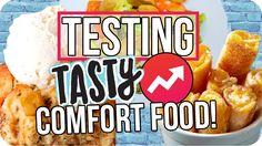 Buzzfeed/Tasty Comfort Food TESTED!